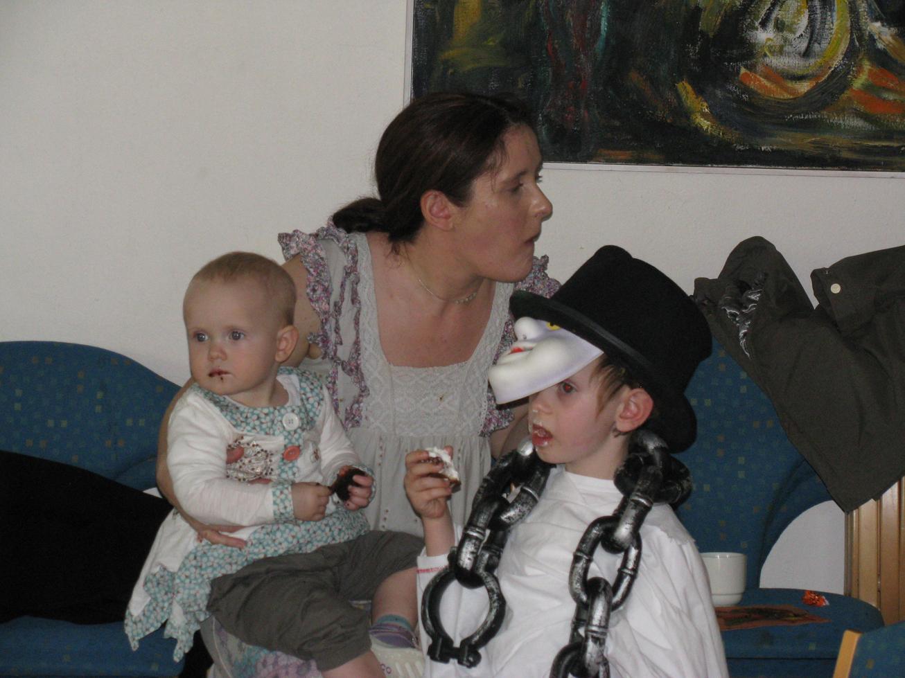 Kids Halloween Party 2010